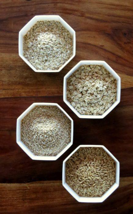 pressure cooker oatmeal primer
