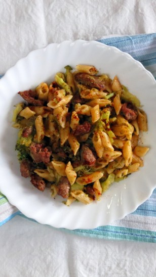pressure_cooker_broccoli_sausage_pasta_recipe_v