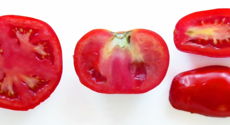 Tomatoes in the Pressure Cooker