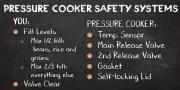 Pressure Cooker Safety - Pressure Cooking School