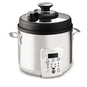All-Clad 6qt Electric Pressure Cooker Manual