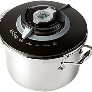 All-Clad PC8 Prescision Stovetop Pressure Cooker Manual