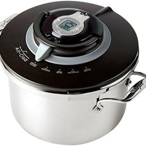 All-clad PC8 Prescision Pressure Cooker