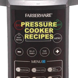Farberware 7-in-1 (1st gen) Pressure Cooker Recipe Booklet