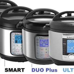 Instant Pot Model Differences