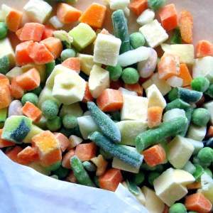 Turn Any Frozen Veggie Into a Pressure Cooker Stew