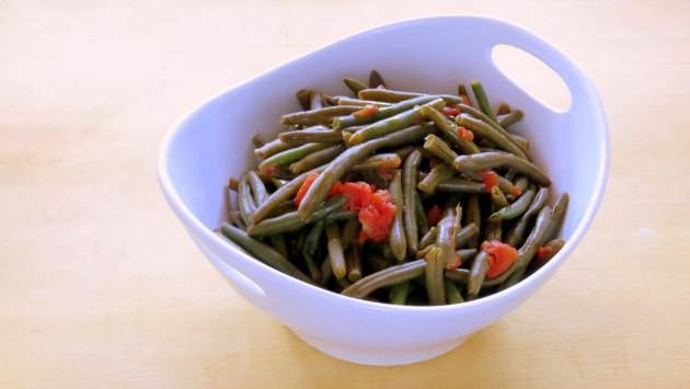 Frozen Pressure Cooked Green Beans