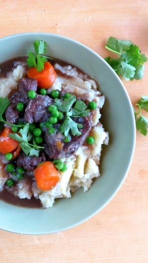 Pressure Cooker Spiced Beef Stew Recipe & Video