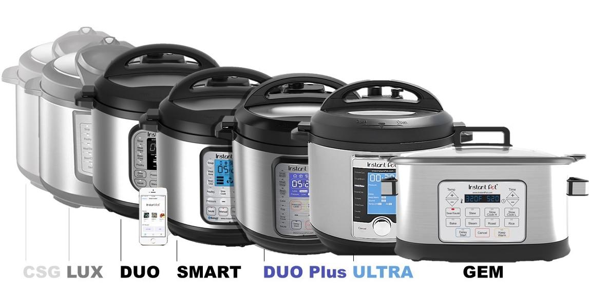 Instant Pot® IP Duo™ /& Duo Replacement TOUCH CONTROL PROGRAM PANEL 6 Qt Models