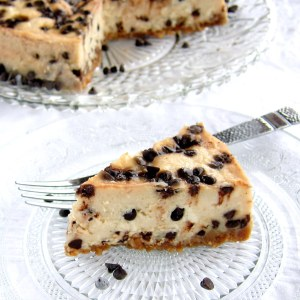 Mascarpone, Ricotta, Chocolate Chip Cheesecake – pressure cooker recipe