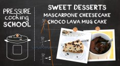 Pressure Cooking School - Sweet Desserts