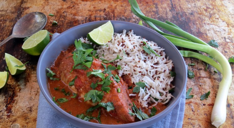 pressure cooker easy butter chicken recipe - frozen chicken breast