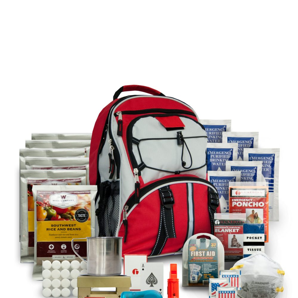 Wise 5 Day Survival Pack