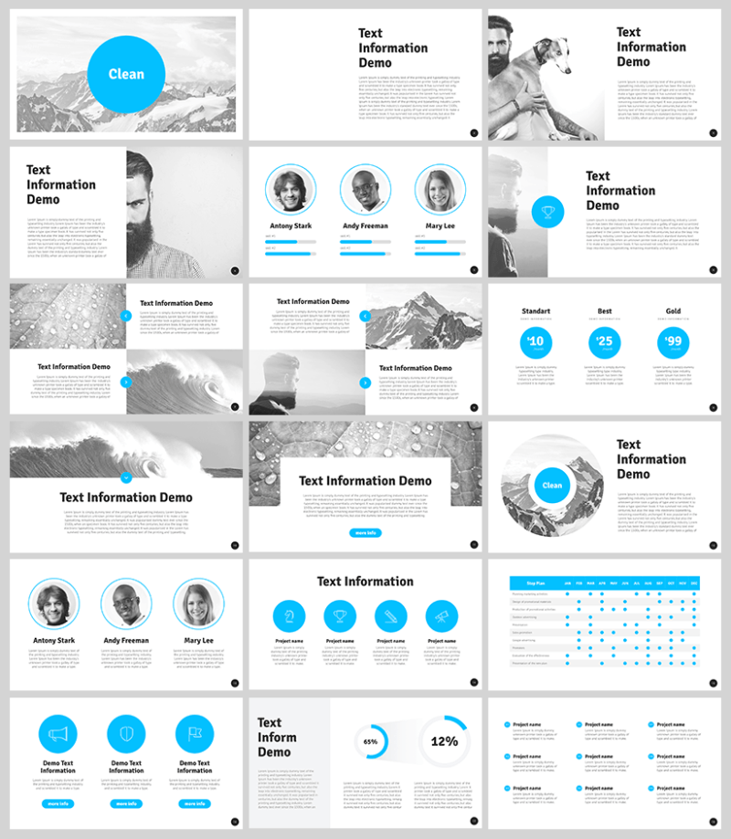 8 impressive powerpoint templates to keep your audience excited image by hipsthetic toneelgroepblik Image collections