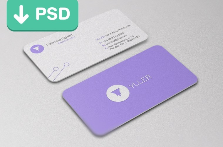 20 free unique business cards with free psd mockups hipsthetic colourmoves Image collections