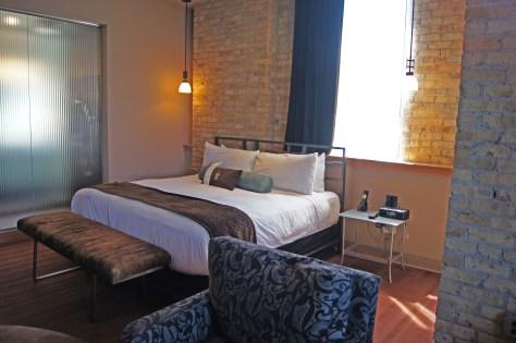 Boutique Hotel Rooms | Iron Horse Milwaukee