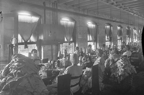 Melrose Knitting Mill Raleigh History