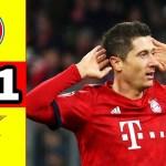 Bayern Munich vs Benfica 5-1 All Goals & Highlights