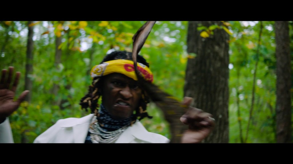"""Young Thug – """"Chanel"""" Ft. Gunna & Lil Baby Official Video"""