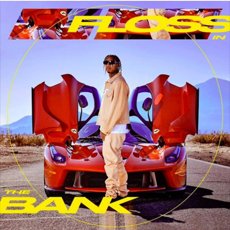 """Tyga – """"Floss In The Bank"""""""