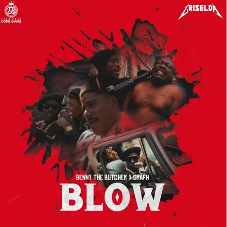 "Grafh & Benny The Butcher Link Up On ""Blow"""