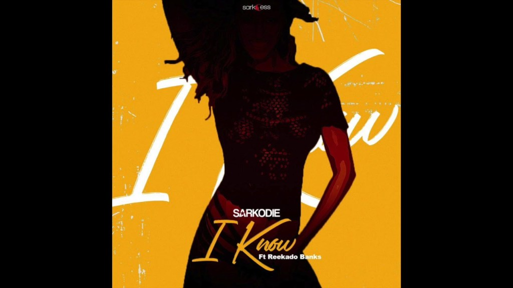 Sarkodie – I Know ft. Reekado Banks (Audio Slide)