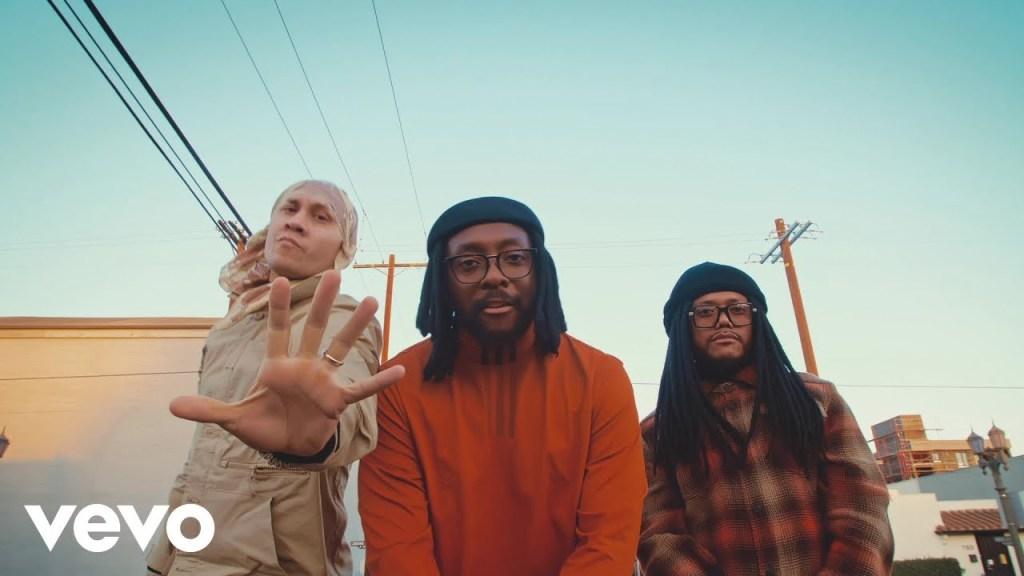 "The Black Eyed Peas – "" 4EVER"" f. Esthero"