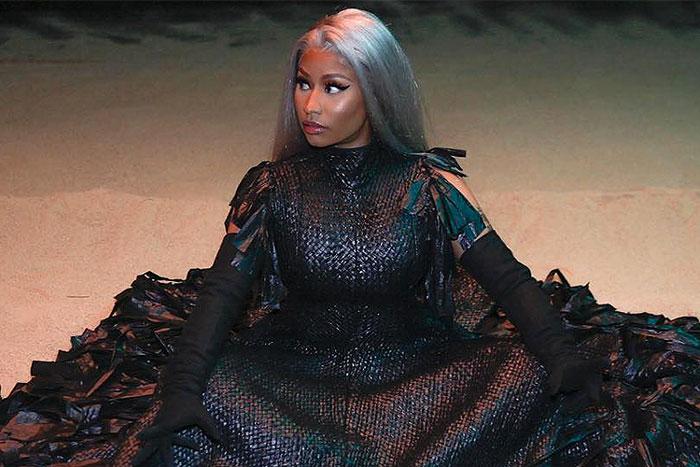 Nicki Minaj Shares The Throwback Of Herself & Boyfriend As Kids