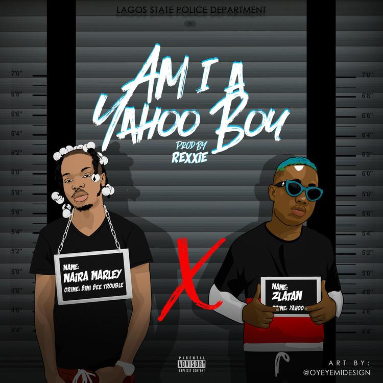 Naira Marley x Zlatan – Am I A Yahoo Boy (Video)