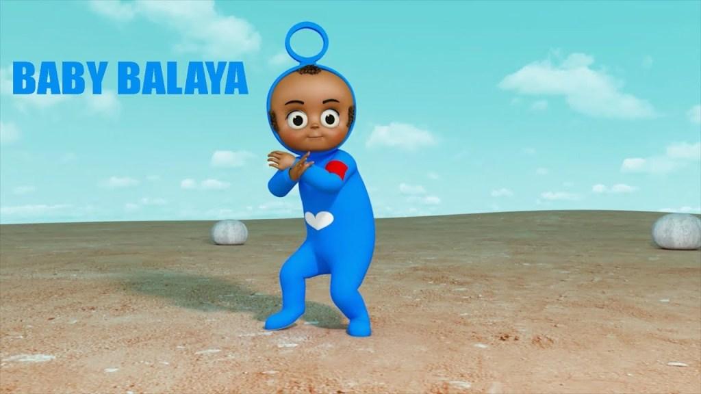 A Star – Balaya Dance Video by Baby Balaya