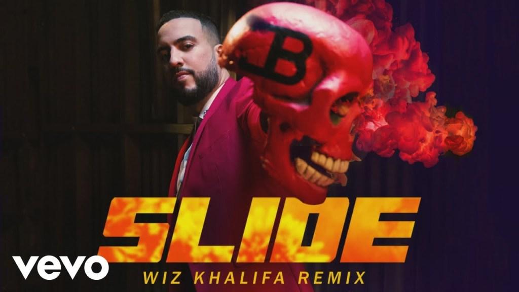 French Montana – Slide (Remix Audio) ft. Wiz Khalifa, Blueface, Lil Tjay