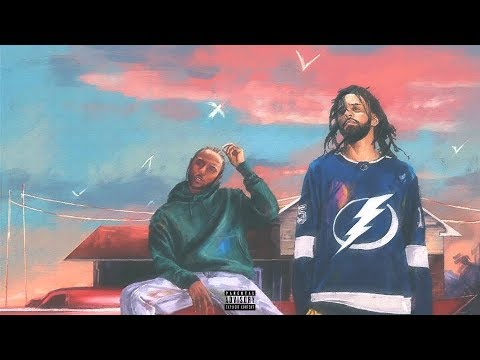 J. cole – Fantasies ft Kendrick Lamar (Audio)
