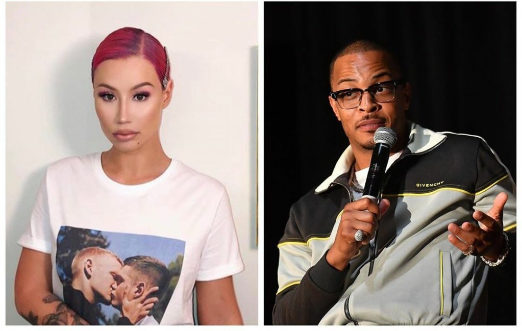 """T.I. As A Music Executive Calls Working With Iggy Azalea The """"Tarnish Of My Legacy"""""""