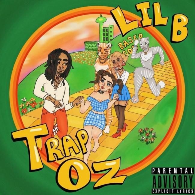 Lil B – Trap OZ (FULL MIXTAPE)