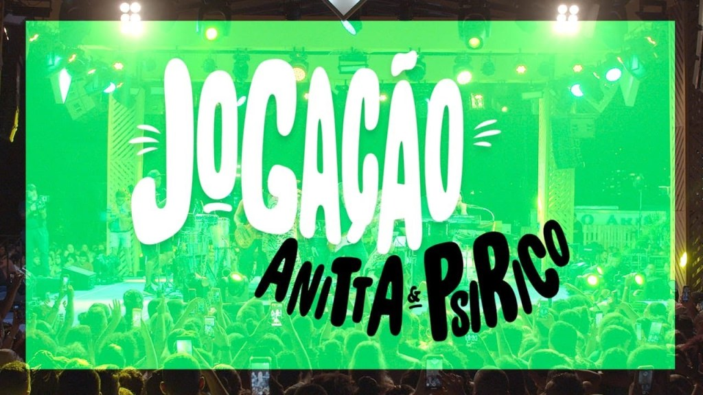 Anitta – Jogacao ft Psirico (Video)