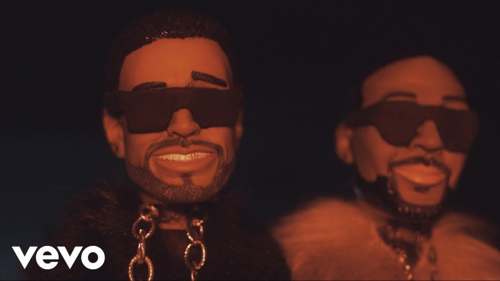 French Montana 50's & 100 video