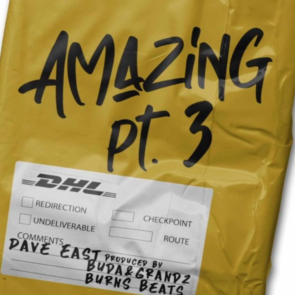 Dave East – Amazing Pt. 3 (Audio)