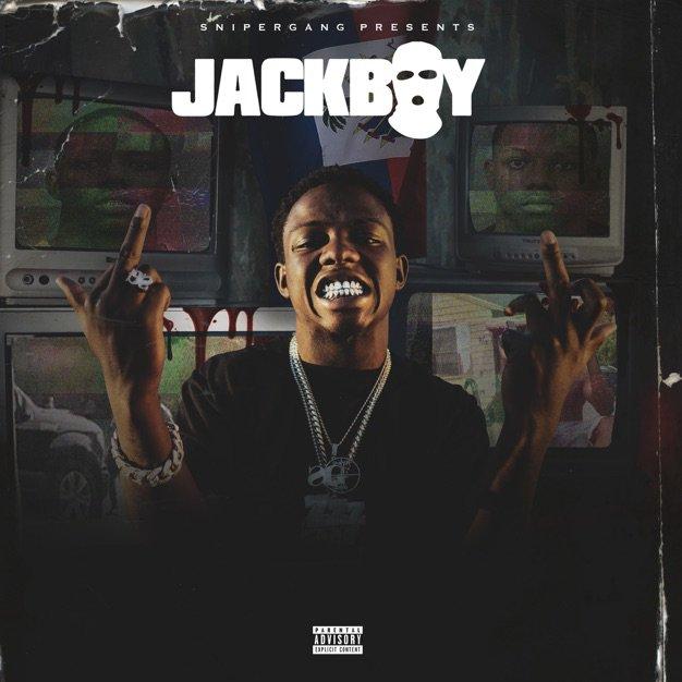 Jackboy – Love is War (Audio)