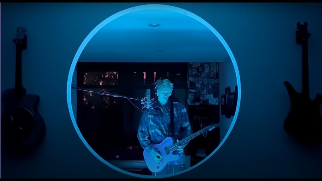 MGK – love on the brain (rihanna cover) (Audio+Video)