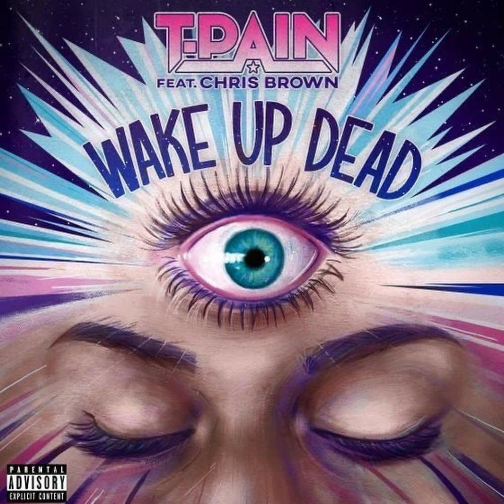 T Pain – Wake Up Dead ft. Chris Brown (Audio)