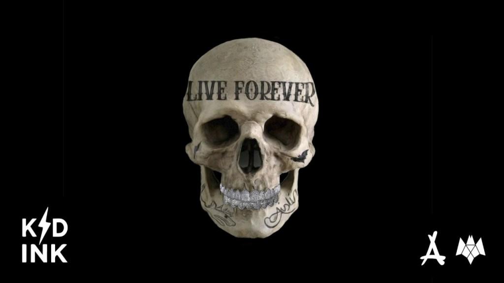 Kid Ink Live Forever
