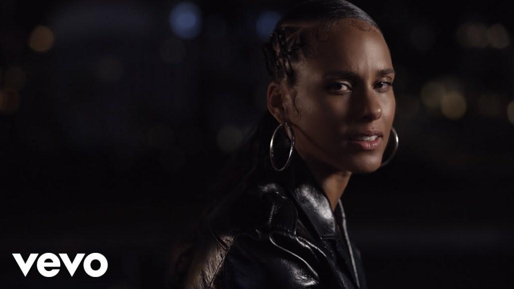 Alicia Keys – Perfect Way To Die (Video)
