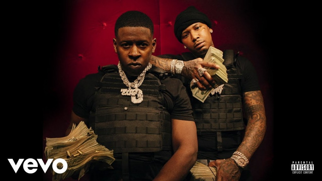 Moneybagg Yo – Trickin Ass Nigga Ft Blac Youngsta
