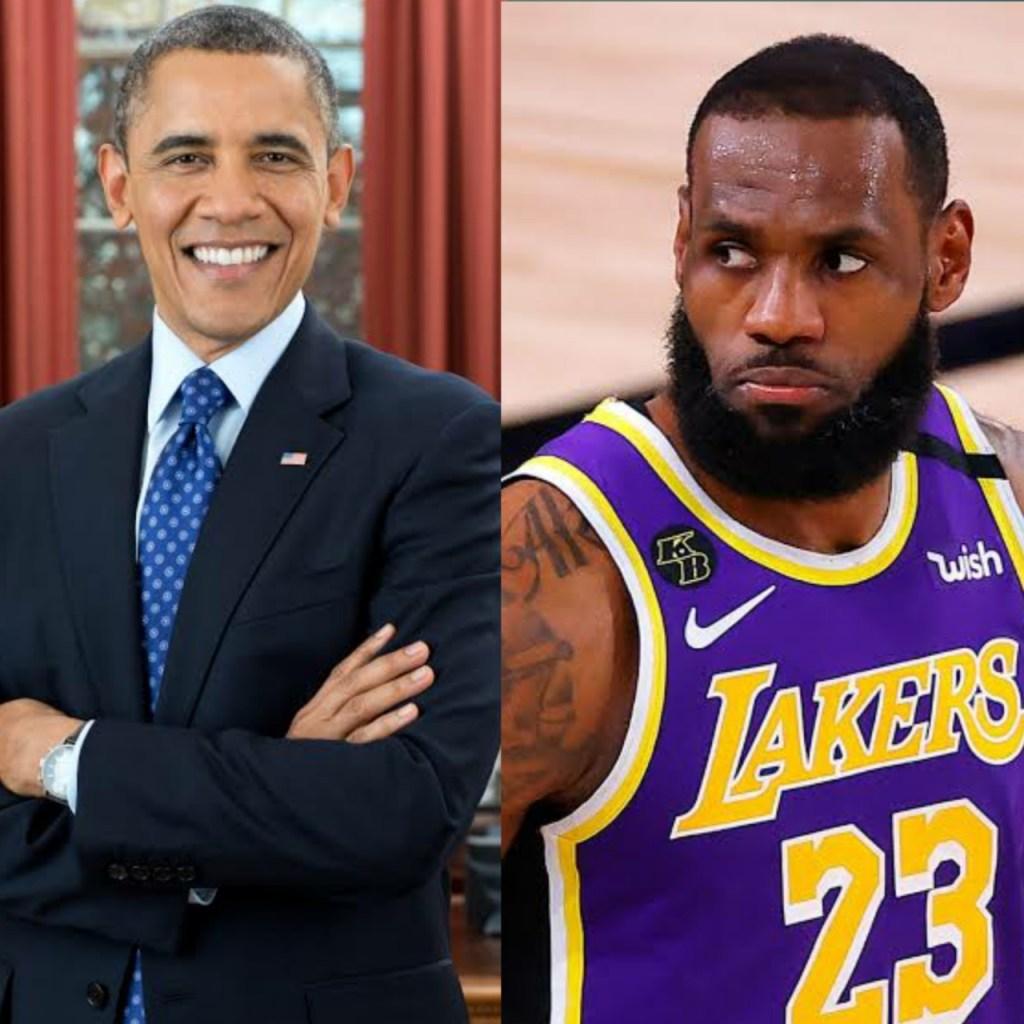 Barack Obama Sends A Message To LeBron James