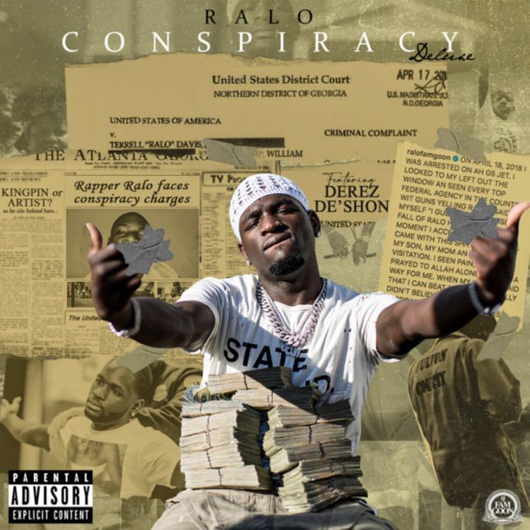 Ralo - Conspiracy Deluxe Album