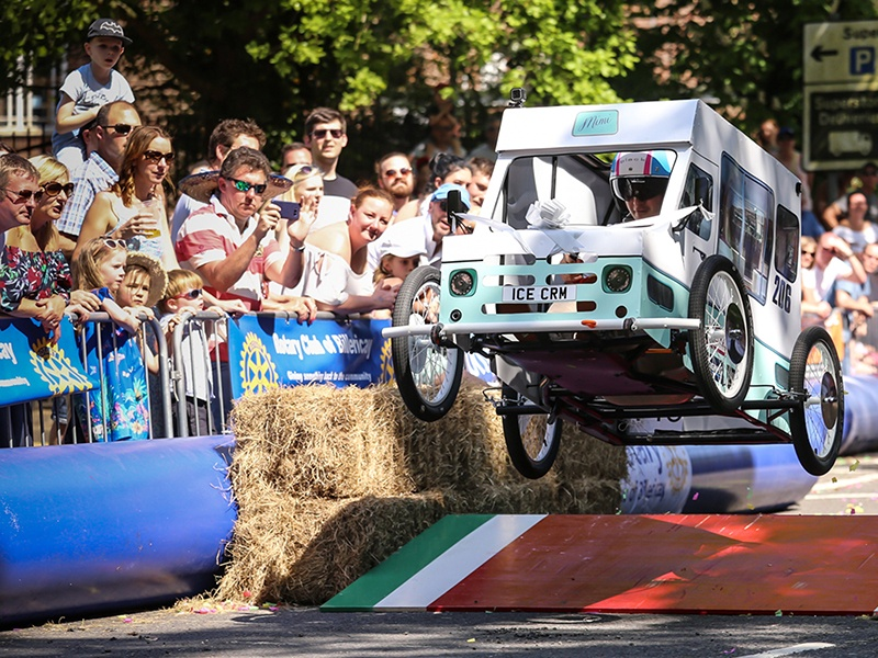 2019 Rotary Club of Billericay Soapbox Derby