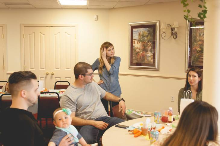 Bennetts First Birthday Party-23