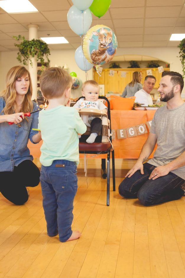 Bennetts First Birthday Party-35
