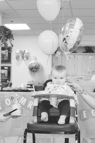 Bennetts First Birthday Party-37