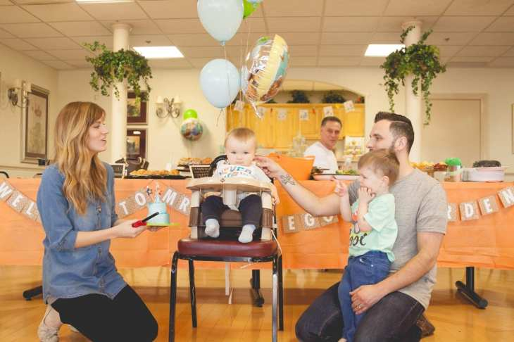 Bennetts First Birthday Party-38